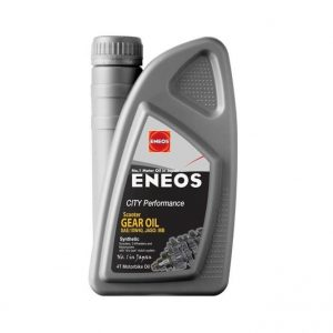 Převodový olej ENEOS CITY Performance Scooter GEAR OIL, 1l